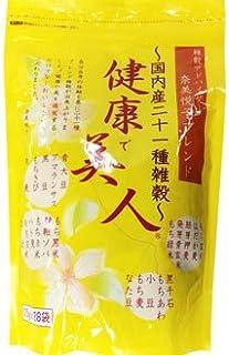 【国内産もち麦入21種雑穀】健康で美人(奈美悦子ブレンド)15g×28P