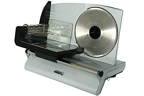 Powertec Allesschneider Brot Schneidemaschine Metall 200 W