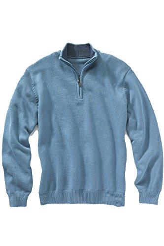 MAKZ - Sweat-Shirt - Manches Longues - Homme - Gris - XXXX-Large