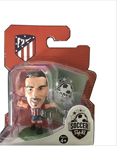 SoccerStarz SOC951 Atletico Madrid Antoine Griezmann Home Kit figure classiche