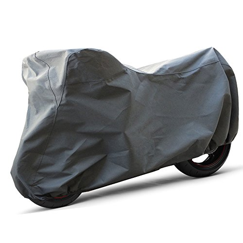 OxGord Superior Motorcycle Cover Basic Out-Door 4 Layers -...