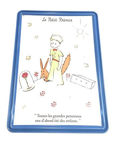 Editions Clouet, carte métal murale le petit prince grandes personnes