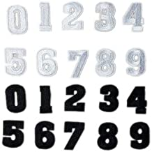 Best small number patches Reviews