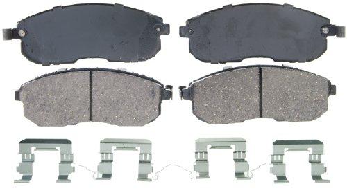 Wagner QuickStop ZD815A Ceramic Disc Brake Pad Set