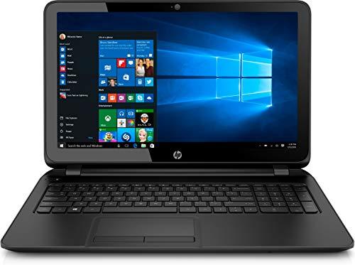 "2019 New HP 15.6"" HD High Performance Laptop PC, Intel Celeron N2840 Processor, 4GB RAM, 500GB HDD, DVD Writer, WiFi, Webcam, Intel HD Graphics, Windows 10 - Black"