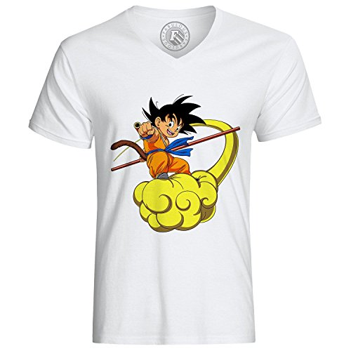 Fabulous T-Shirt Dragon Ball Goku Kinto DBZ Manga Sayan