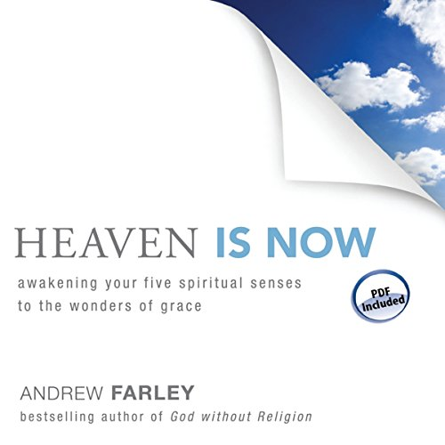 Heaven Is Now audiobook cover art