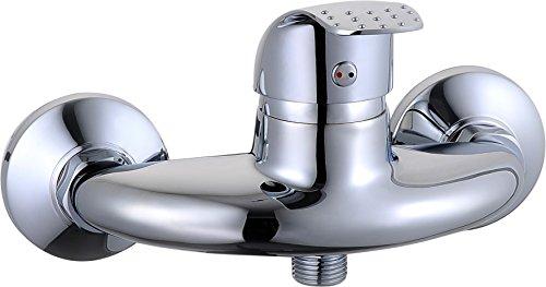 Eisl Duscharmatur Design 510, Brausearmatur, Einhebelmischer, Chrom, NI168-510