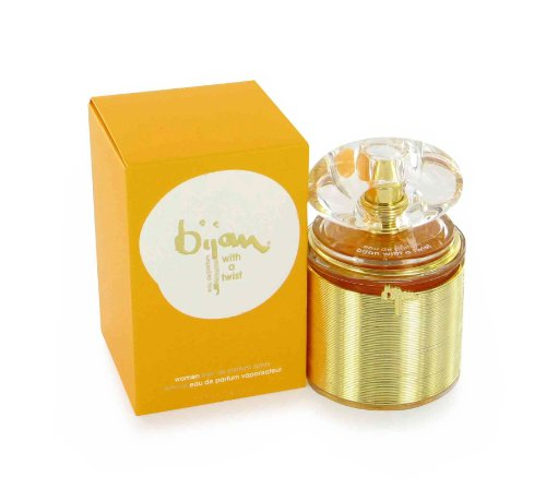 Bijan With A Twist Eau De Parfum Spray by Bijan, 1.7 Ounce by Bijan