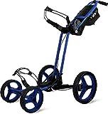 Sun Mountain Pathfinder 4 Golf Push Cart Blue/Black