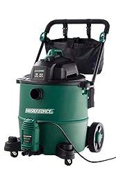 Masterforce 16 Gallon Peak HP Wet/Dry Shop Vacuum