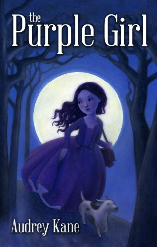 Book: The Purple Girl by Audrey Kane