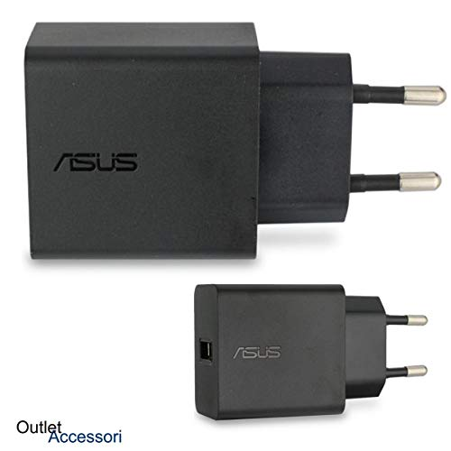 Originale Caricatore Trasformatore Presa Caricabatterie Compatibile per ASUS Transformer, Ricarica Rapida per ZenFone, ZenPad Tablet AD897020 T100