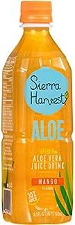 sierra harvest aloe vera juice