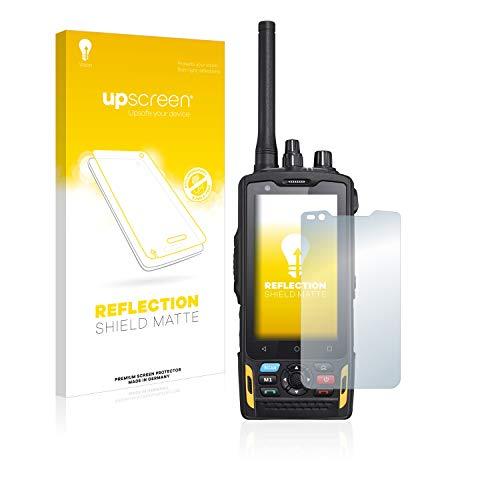 upscreen Entspiegelungs-Schutzfolie kompatibel mit RugGear RG760 – Anti-Reflex Bildschirmschutz-Folie Matt