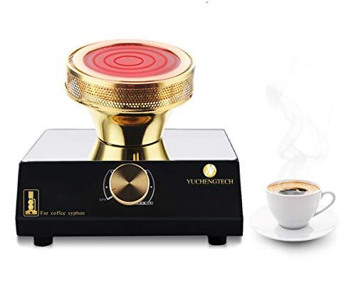 YUCHENGTECH Syphon Caffee Heater Halogen Syphon Kaffeemaschine Siphon Halogen Kaffee für siphon kaffeemaschine 220V
