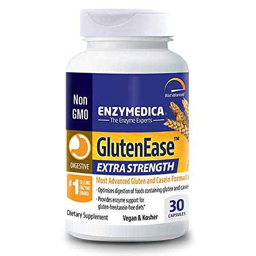 Enzymedica 0.045 g GlutenEase Extra Capsules - Pack of 30 Capsules