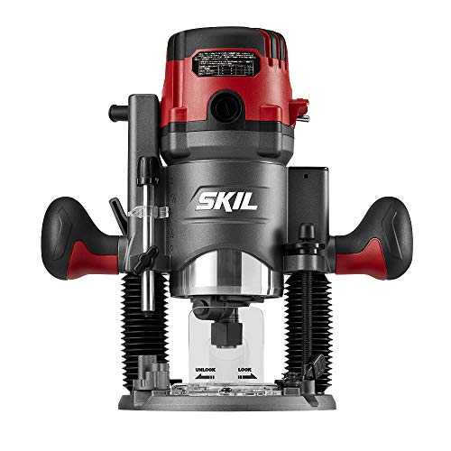 Skil 14 Amp Plunge and Fixed Base Router Combo — RT1322-00