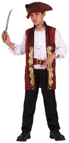 Atosa - 6312 - Costume - Déguisement Pirate Deluxe - Taille 3