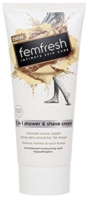 FemFresh 2-in-1 Shower and Shave Cream 200ml by Femfresh