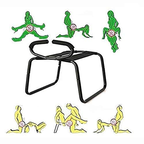 DONG Six-Spielzeug für Frauen Unterstützung Stuhl Paar Gym Position Elastic Assistance Stuhl Position Enhancer Stuhl Paar Fitness Stuhl
