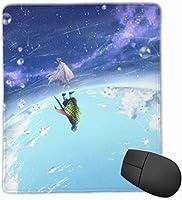 鬼滅の刃 マウスパッド ゲーミング 光学マウス対応 パソコン 周辺機器 超大型 防水 洗える 滑り止め 高級感 耐久性が良い 25*30cm,White8,One Size