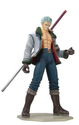 One Piece P.O.P. Portrait Of Pirates NEO-7 Smoker The White Hunter PVC Statue