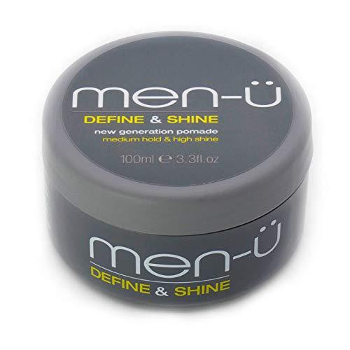 men-ü Define/Shine Cire de Coiffage 100 ml