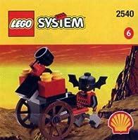 Lego (レゴ) Shell Fright Knights Catapult Cart 2540 ブロック おもちゃ (並行輸入)
