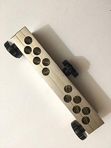 Neue Zäpfchenform / Form 12 Loch Hohlraum 2 Gramm USA Versand