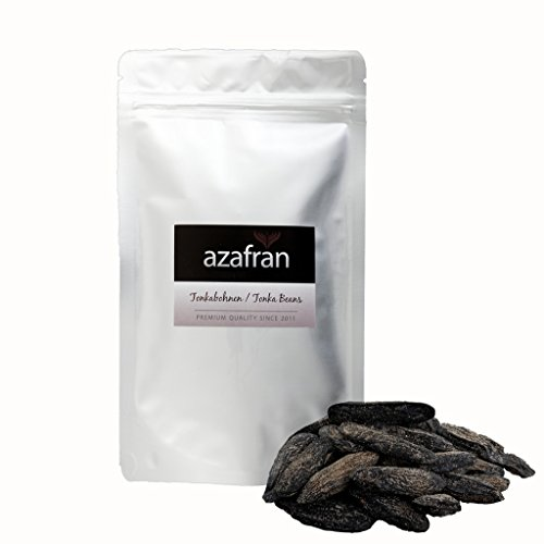 Azafran Tonkabohnen ganz aus Brasilien 100g