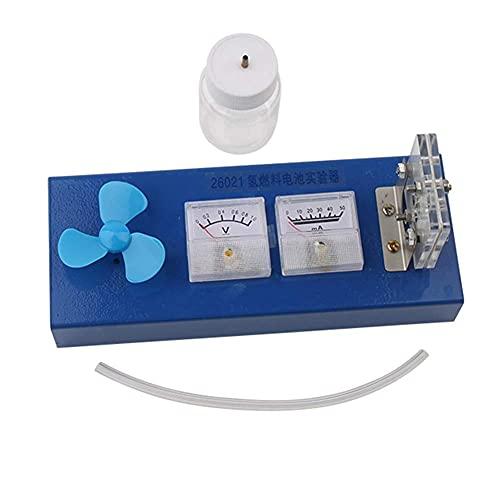 FHISD Wasserstoff-Brennstoffzelle und Elektrolyseur, Wasserstoff-Sauerstoff-Generator-Kit Wissenschaft und Bildung LehrgeräteSpielzeug