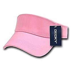Pink DECKY Sports Visor