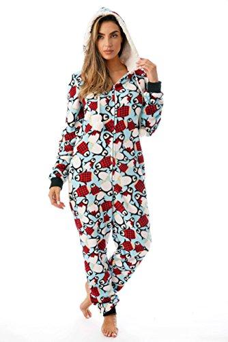 Just Love Adult Onesie Pajamas 6342-10338-M