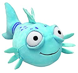 MerryMakers Pout-Pout Fish Plush Doll