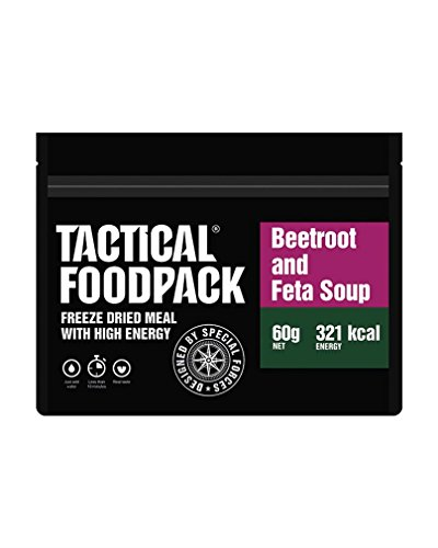 Foodpack Tactical Beetroot Soup with Feta