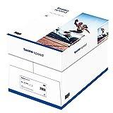 inapa Tecno Speed - Papel para impresora y fotocopiadora (75 g/m², A4, 2.500 hojas (5 x 500)