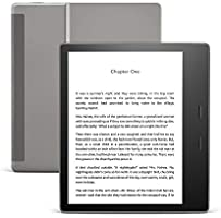 Save up to C$85 on Kindle Oasis, now with adjustable warm light