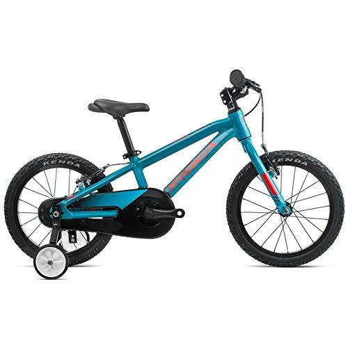 Orbea MX 16 2020 - Bicicleta infantil (brillante), color azul
