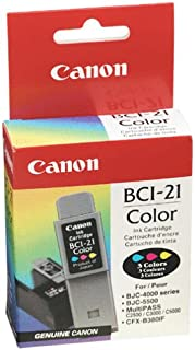 Canon BCI-21c Color Ink Tank