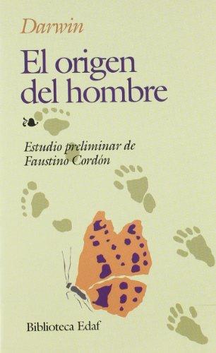 Origen Del Hombre, El (Biblioteca Edaf)