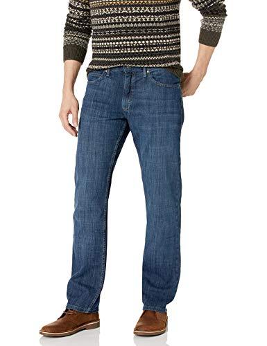 Lee Herren Jeans Regular Fit Straight Leg - Blau - 30W / 32L