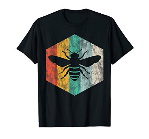 Bienen Retro Imker Retro Bienen T-Shirt