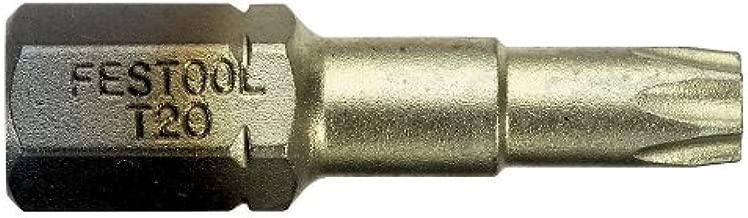Festool 490506 Torx Bit 20-25mm, 10-Pack