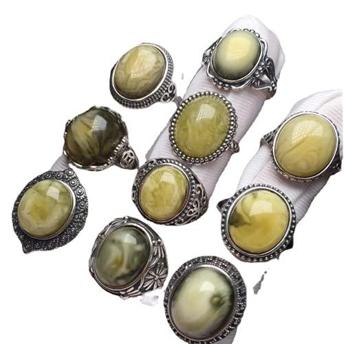 Anillo de nudillos de plata 925 para mujer, con cristales, apertura ajustable, alianzas de amistad, alianzas de compromiso, alianzas