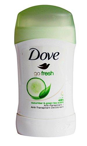 Dove Go Fresh (Cucumber & Green Tea) Antiperspirant Deodorant Stick 40 ml