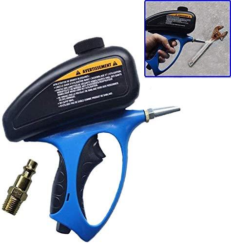 Read About Sand blasting gun Portable Sandblasting Gun Anti Rust Protection Sand Gravity Sandblast G...