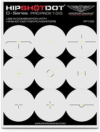 HipShotDot D Series Pro Pack 1 0 Green product image