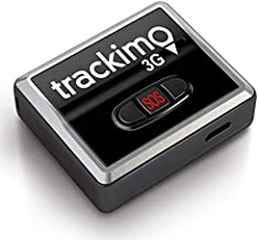 GPS Tracker Trackimo 2020 Model, No monthly fee. Mini Real-time Full USA, CA & Worldwide Coverage. 1 Year Data Plan Includ...