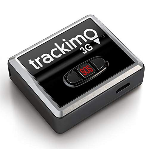GPS Tracker Trackimo 2021 Model, No monthly fee. Mini Real-time Full USA, CA & Worldwide Coverage. 1 Year Data Plan Included. Cars, Kids, Pet, Drone, Vehicle spy. Small Portable GPS Tracking Device